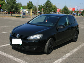 VW Golf 6, an 2010, 3 usi , motor 1,4 MPI , 4300 euro