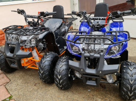 Atv Winner HUMMER 125cc, Frani DISC Nou 2021