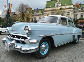 Chevrolet 210 bel air 1954 auto epoca