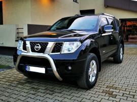 Nissan Pathfinder 2008, 72000 km, diesel, impecabil