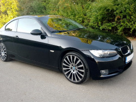 Bmw coupe e92 320d pachet exclusive
