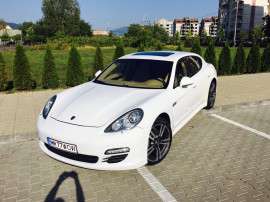 Porsche Panamera 3.0d 250CP 2012