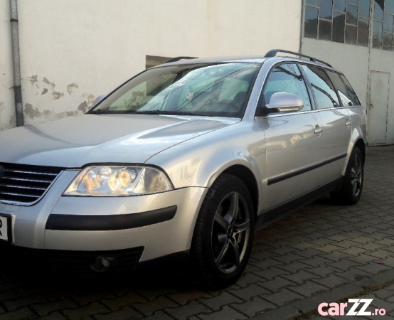 Vw Passat 1.9TDI 131Cp 2005 Highline Tiptronic