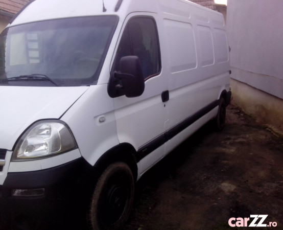opel movano 2 5 cdti an 2007 rar efectuat renault master. Black Bedroom Furniture Sets. Home Design Ideas