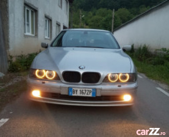 Bmw e39 530d 2002 facelift 193 de cai manual italia