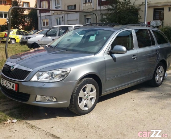 skoda octavia elegance 2 0 tdi 140 cp eur. Black Bedroom Furniture Sets. Home Design Ideas