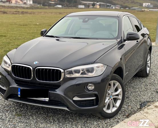 BMW X6 107300km