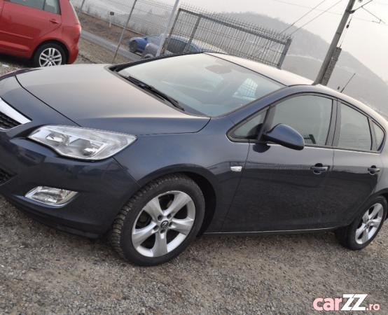 Opel Astra J 1.7Cdti
