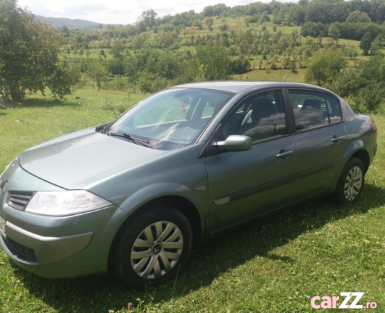 Renault Megane II (facelift) sedan