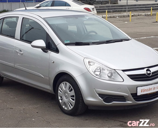 Opel CorsaD/2007/1.3Benzina/Posibilitate rate