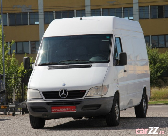 mercedes 6518 mb sprinter 216 cdi eur. Black Bedroom Furniture Sets. Home Design Ideas