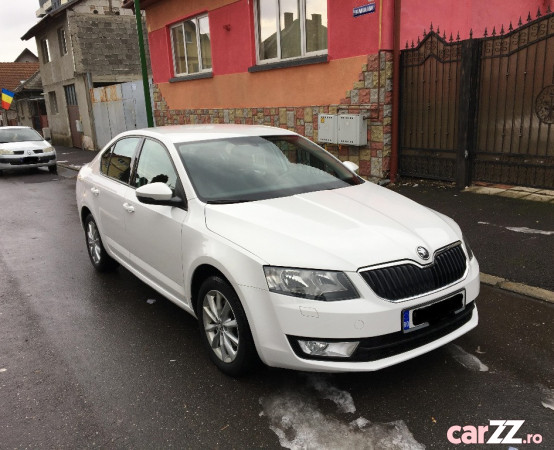 skoda octavia iii elegance 2 0 tdi 150cp 2013 eur. Black Bedroom Furniture Sets. Home Design Ideas