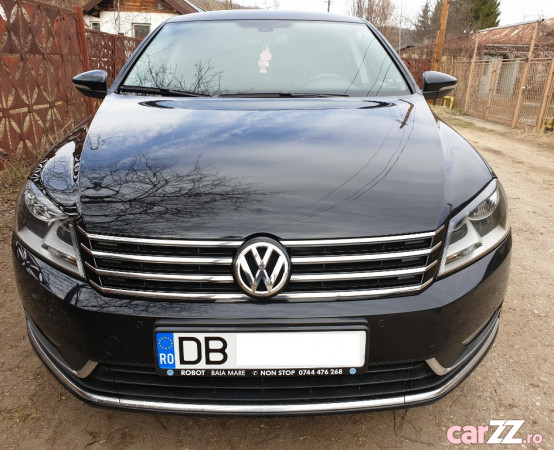 Volkswagen Passat Blue Motion High Line 2015