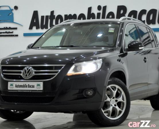 Volkswagen tiguan 2.0 tdi 4motion 140 cp automata 2009