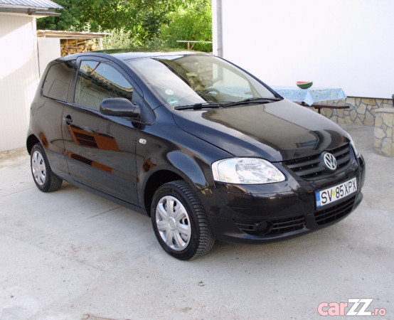 vw fox diesel 1422 cmc tdi 70 cp 2006 eur. Black Bedroom Furniture Sets. Home Design Ideas